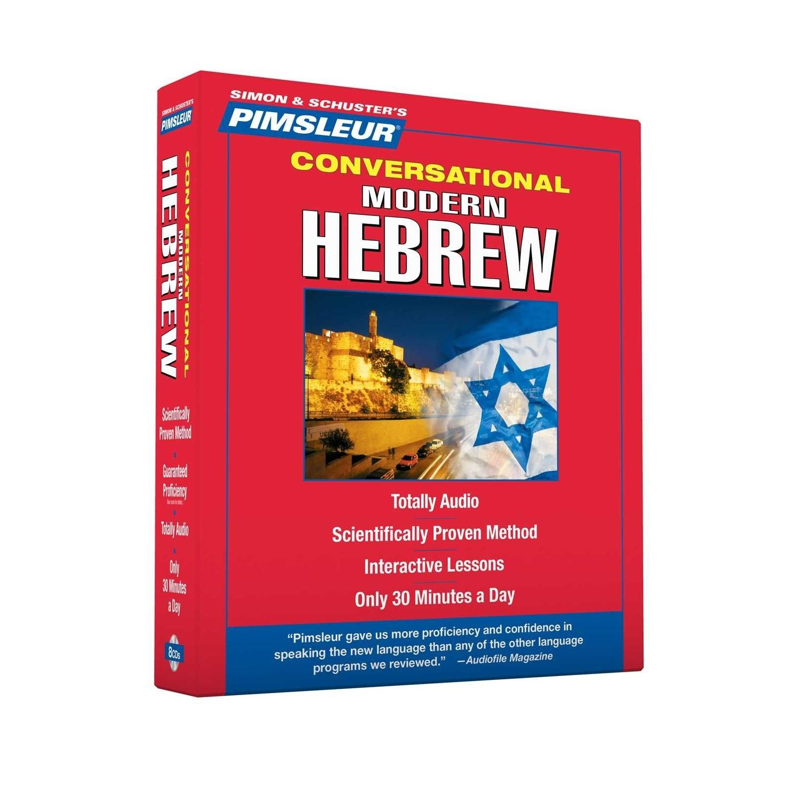 Pimsleur Hebrew Review (Pros and Cons) - Live Fluent