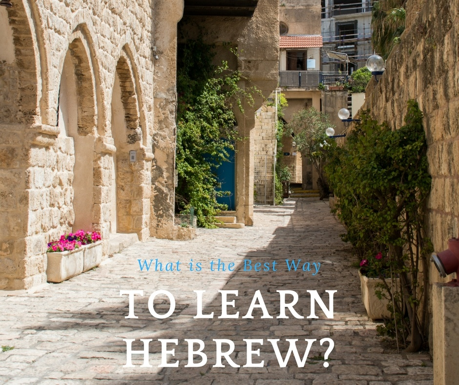 The 6 Best Ways to Learn Hebrew Right Now - The Jewish Agency