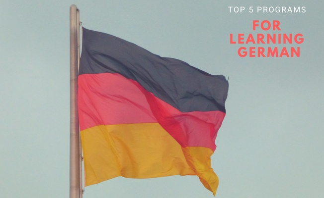The Best Programs to Learn German (Top 5) - Live Fluent